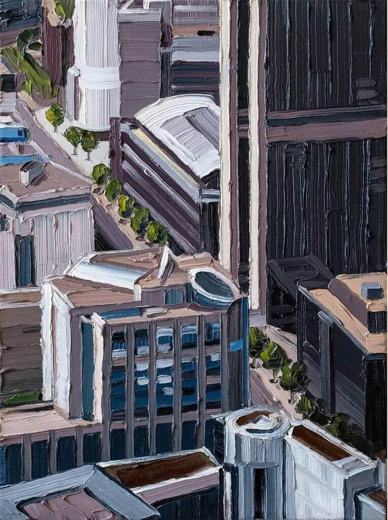 Frankfurt #01 – Bürocenter
